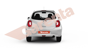 NISSAN MICRA 1.2 80 PS MATCH CVT 2018_arka