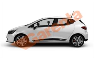 RENAULT CLIO CLIO TOUCH 1.5 DCI 90 BG EDC EU6 2018_yan