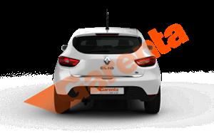 RENAULT CLIO CLIO TOUCH 1.5 DCI 90 BG EDC EU6 2018_arka