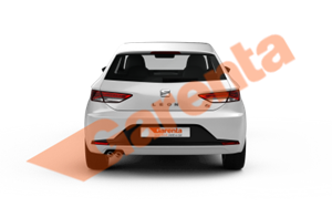 SEAT LEON 1.6 TDI 115 HP DSG S&S STYLE 2018_arka