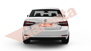 SKODA SUPERB 1.6 TDI GREENTECH DSG ACTIVE 2018_arka