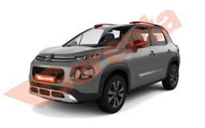 CITROEN C3 AIRCROSS SHINE 1.2 PURETECH 110HP EAT6 6.2 2019_capraz