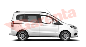 FORD TOURNEO COURIER 1.5L TDCI 95PS EU6 TITANIUM PLUS MCA 2019_yan