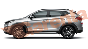 HYUNDAI TUCSON 1.6 CRDI ELITE DCT 2WD 2019_yan