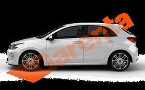 KIA RIO HATCHBACK 1.4 BENZIN 100PS ELEGANCE AUTO 2019_yan