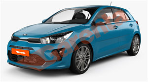 KIA RIO HATCHBACK 1.4 BENZIN 100PS ELEGANCE AUTO 2019_capraz