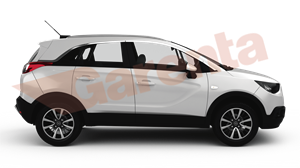 OPEL CROSSLAND X 1.5 120 HP AT ENJOY 2019_yan