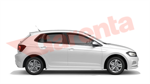 VOLKSWAGEN POLO 1.6 TDI SCR 95 PS HIGHLINE DSG 2019_yan