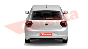 VOLKSWAGEN POLO 1.6 TDI SCR 95 PS HIGHLINE DSG 2019_arka