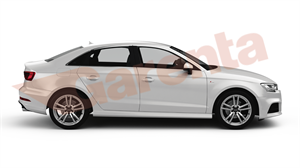 AUDI A3 SEDAN S3 2.0 TFSI 300 HP STR QTR 2020_yan