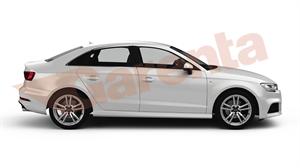AUDI A3 SEDAN RS3 2.5 TFSI 400 HP STR QTR 2020_yan