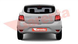 DACIA SANDERO STEPWAY TURBO 90 BG EASY-R 2020_arka