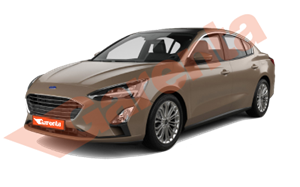 FORD FOCUS 1.5L TDCI 120PS TREND X AUTO 2020_on