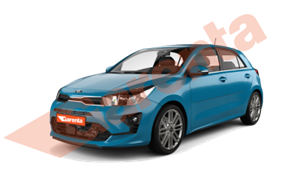 KIA RIO HATCHBACK 1.25 84 PS BENZIN COOL 2020_arka