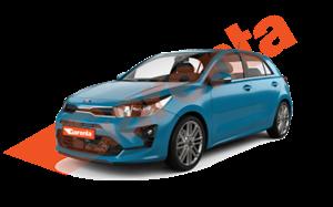 KIA RIO HATCHBACK 1.4 BENZIN 100 PS COOL AUTO 2020_on
