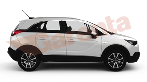 OPEL CROSSLAND X 1.5 120 HP AT-6 ENJOY 2020_yan
