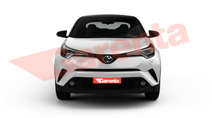 TOYOTA C-HR 1.8 HYBRID FLAME E-CVT 2020_on